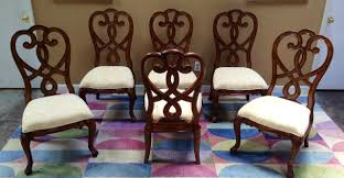 room table thomasville queen anne  full size of thomasville dining furniture thomasville dining chairs t