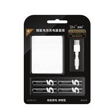 Зарядное устройство <b>Xiaomi ZMI Ni</b>-<b>MH</b>