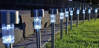 Specialist <b>solar garden lights</b> & battery lights on the costas