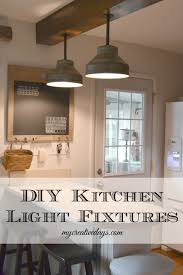 pin this diy kitchen light fixtures part 2 mycreativedayscom awesome farmhouse lighting fixtures furniture