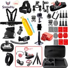 <b>SnowHu for Gopro Accessories</b> set for go pro hero 8 7 6 5 4 3 kit ...