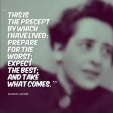 Image result for hannah arendt quotes