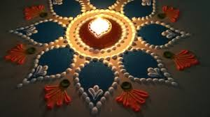 Top Beautiful Diwali 2019 Rangoli Designs जो आप भी बना ...