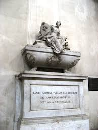 compares adolf hitler to machiavelli s the prince keywords english tomb of niccolograve machiavelli in the basilica of santa croce in florence