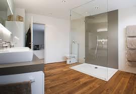 flooring ideas hardwood bathroom