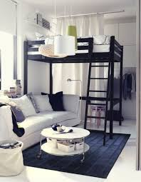 renters solutions how to make a loft bed work for you apartment therapy apt furniture small space living