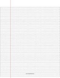 math worksheet   third grade handwriting paper printable quick start manual   Lined Writing Paper For