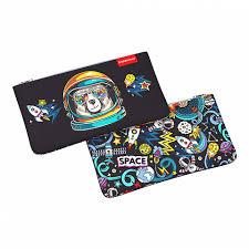 <b>Пенал</b> конверт ErichKrause® 207x114мм Space Bear - купить по ...