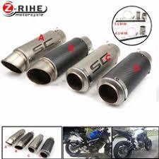 <b>36</b>-<b>51MM Universal Motorcycle Exhaust</b> Carbon Motorbike Exhaust ...