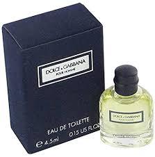<b>D&G Pour</b> Homme by <b>Dolce</b> & <b>Gabbana</b> Miniature Eau <b>De</b> Toilette ...