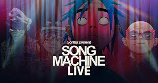 Song Machine Live: <b>Gorillaz</b>