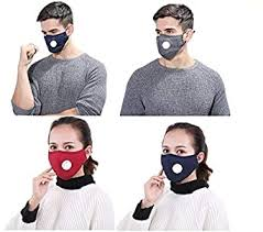 Gurbik Anti Pollution Dust Face <b>Mask Washable Reusable</b> PM2.5 ...