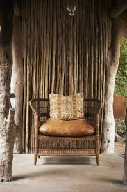 south african decor: afrocentric style decor design centered on african influenced elements