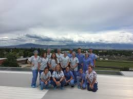 students from across the state come to la grande for health career northeast oregon ahec would like to thank the following who provided for students through scholarships those who provided job shadow opportunities
