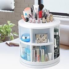 1pcs makeup organizer brush desk storage box dressing table pen holder bucket bathroom decor