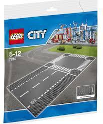 Дополнительные элементы для конструктора <b>LEGO City 7280</b> ...