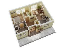D Home Design Floor Plan Bathroom D Floor Designs  single story