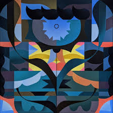 11 <b>Geometric Abstract</b> Works with Striking Compositions | The Artling