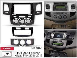 <b>Переходные рамки</b> для автомагнитол Toyota Hilux купить ...