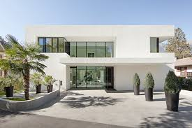 Most Beautiful Houses In The World  House MFront facade of House M