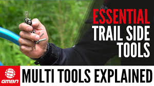 Mountain <b>Bike Multi</b> Tools Explained - YouTube