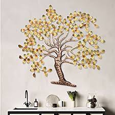 Buy Collectible India <b>Large Metal Creative</b> Tree of Life Design ...