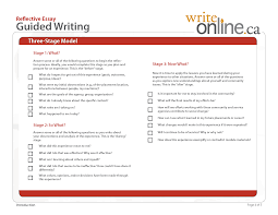 write online guided writing tool reflective essay writing prompts space p4