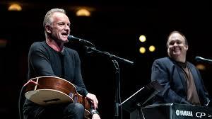 <b>Sting</b> trusts his musical 'The <b>Last Ship</b>' will resonate in Detroit