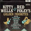 Kitty Wells & Red Foley's Golden Hits album by Kitty Wells