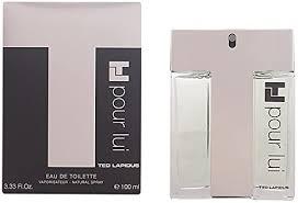 <b>Ted Lapidus Ted</b> Pour Lui Cologne for <b>Men</b> Eau De Toilette, 3.4 ...