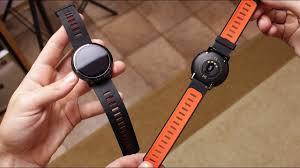 Умные часы <b>Xiaomi Amazfit Pace</b> - Обзор - YouTube