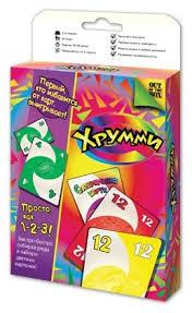 Купить <b>Настольная игра Magellan Хрумми</b> MAG02973 по ...