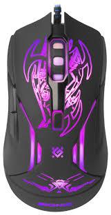 <b>Мышь Defender</b> Bionic GM-250L Black USB — купить по выгодной ...