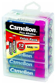 <b>Батарейка Camelion</b> Plus Alkaline <b>AAA</b> — купить по выгодной ...