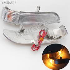 <b>MZORANGE rearview mirror</b> shell Mirror turn signal <b>light</b> small <b>lamp</b> ...