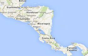 Image result for Nicaragua mapa