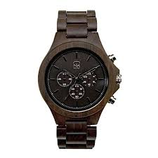 <b>Chronograph Wood Watch</b> Collection   Wood In Philosophy ...