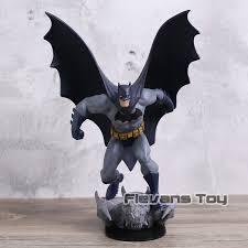 DC <b>Comics Batman</b> The Dark Knight Rises PVC Collectible Figure ...