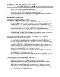 social worker resume examples and get inspiration to create the    examples