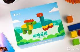<b>Детский конструктор Xiaomi MiTu</b> Animal Park 61 купить в ...