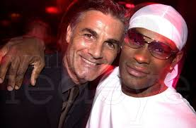 Eric Milon & Tyson Beckford at Crave Party at Living Room on October 12, 2000 - 1-101200-Crave-Party-at-Living-Room-ERIC-MILON-TYSON-BECKFORD1jpg