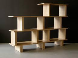 Creative Bookshelf In Room And