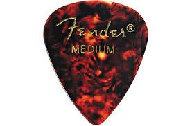 Купить <b>медиатор FENDER CLASSIC SHELL</b> (12PK) MED ...