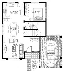 Smartly Small Modern House Plans   SpeedchicblogSmall Modern House Plans In d