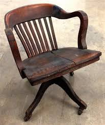 taylor chair co antique solid wood office chair antique office chair