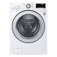 LG Electronics 4.5 cu.ft. <b>Ultra Large Capacity</b> Front Load Washer ...