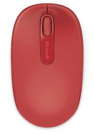 Мышь Microsoft Mobile 1850 Wireless Flame Red (U7Z ... - ROZETKA