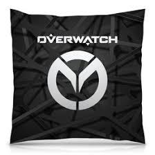 """Подушки c популярными принтами """"<b>overwatch</b>"""" - купить в ..."""