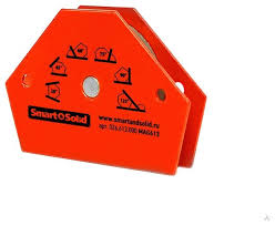 Купить <b>Магнитный угольник Smart & Solid MAG 613</b> красный по ...