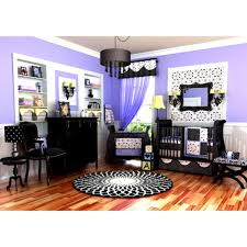 charming unique baby girl room themes with wooden bedding set purple nursery ideas simple house design charming baby furniture design ideas wooden